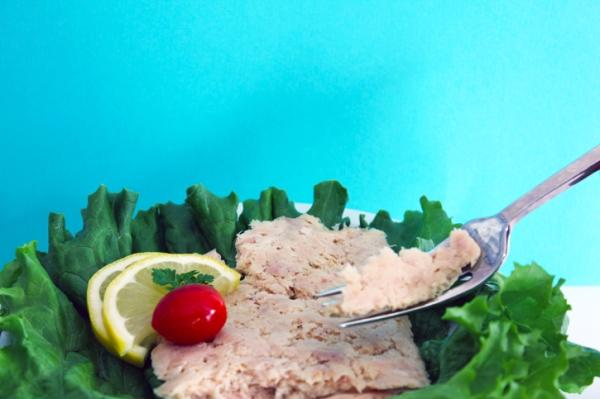 fake real tuna