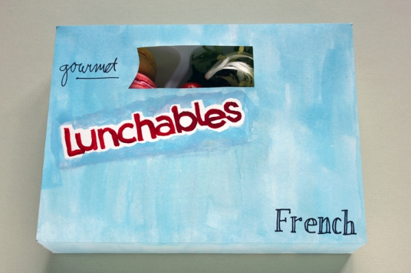 french gourmet lunchables
