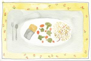 lunch at el sabroson