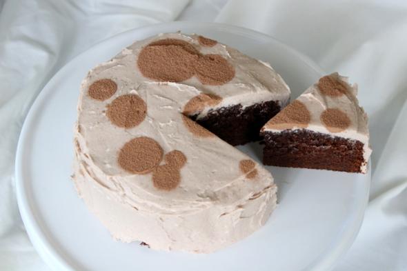 age spots cake