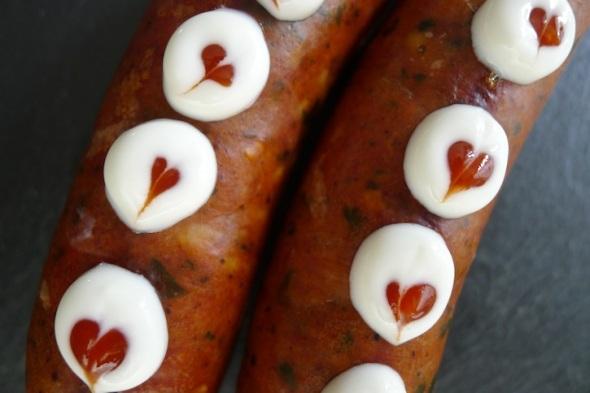 love italian sausage detail
