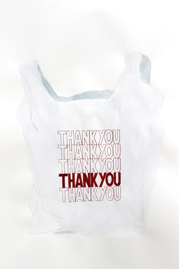 thank you thank you thank you THANK YOU thank you bag