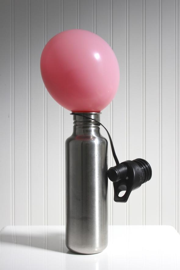 balloon bottle