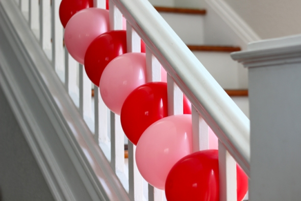 balloon banister
