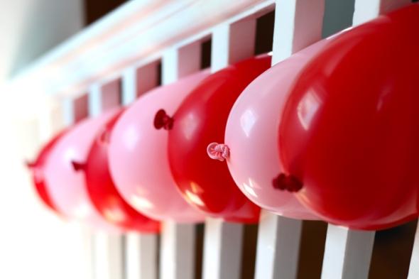 balloon banister