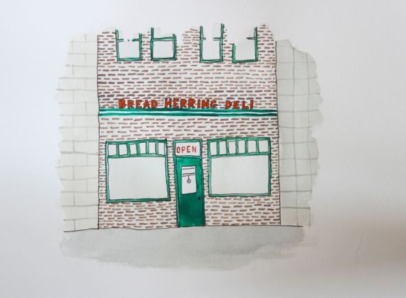 bread herring deli