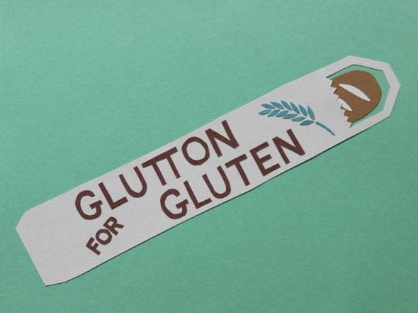 glutton for gluten