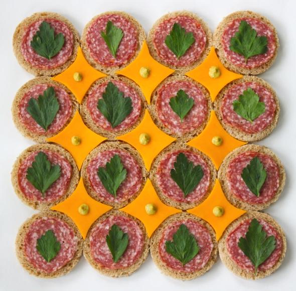 sandwich tiles
