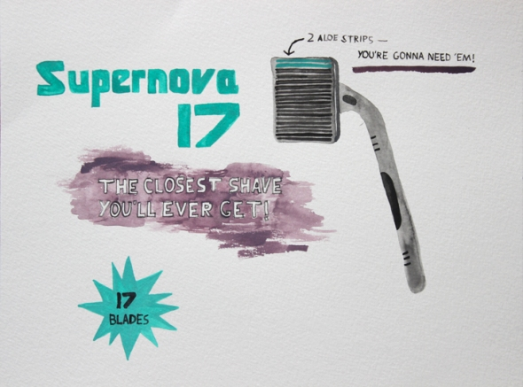 supernova 17