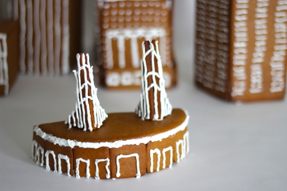 gingerbread convention center