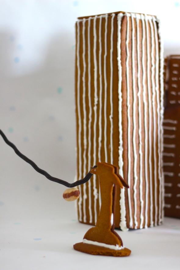 gingerbread aerial tram