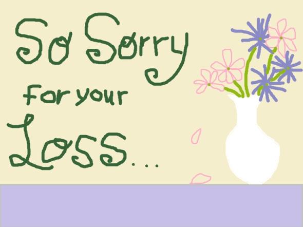 sorryforloss