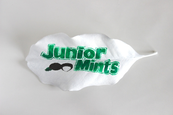 natural junior mints