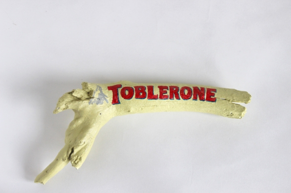 natural toblerone