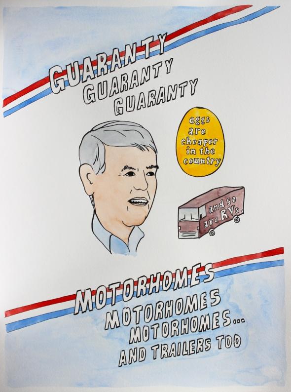 guaranty motorhomes