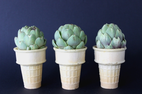artichoke ice cream