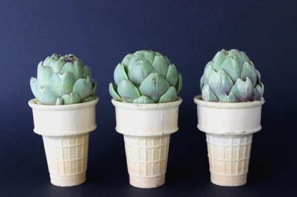 artichoke ice cream