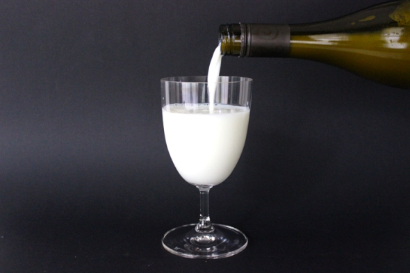 milk wine