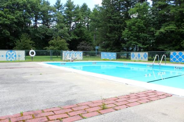 pool patterns pool