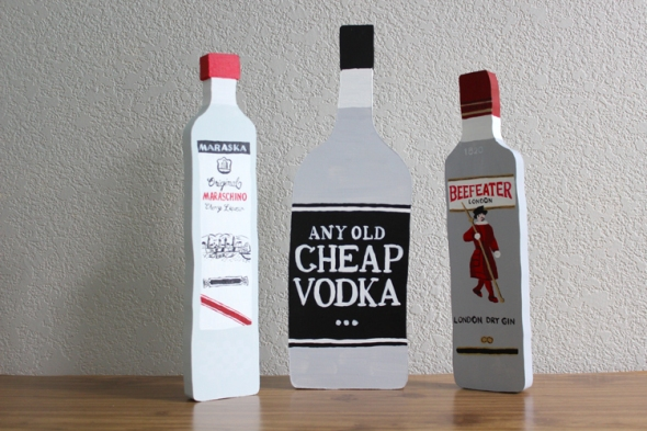 clear booze