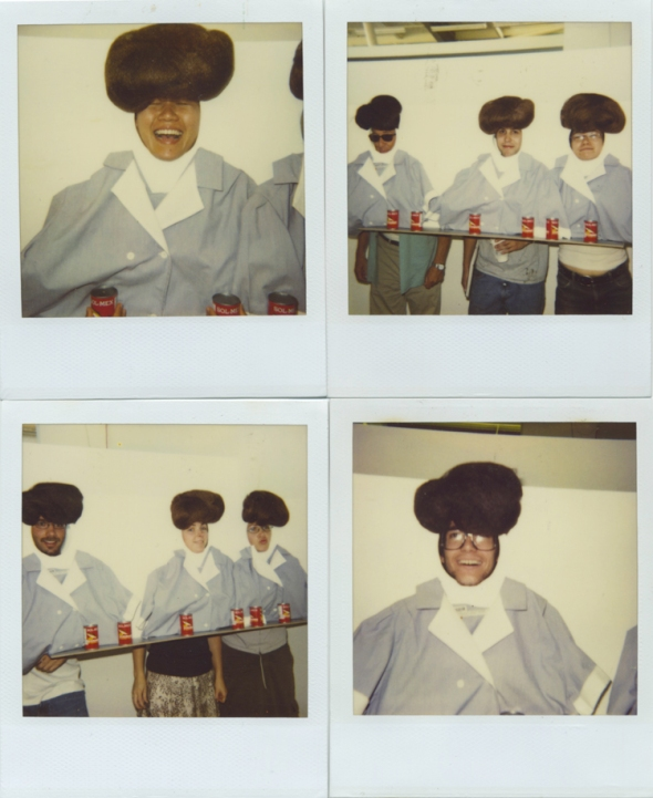 bobland cannery polaroids
