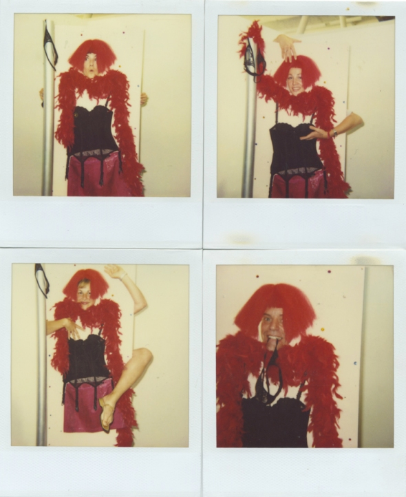 bobland stripper polaroids
